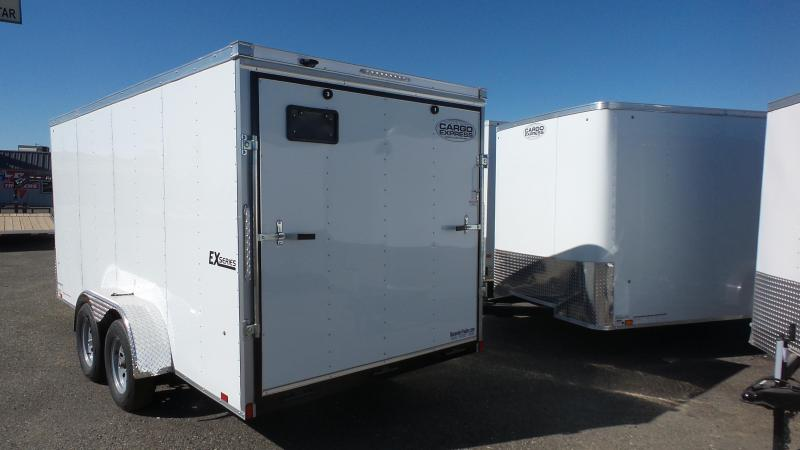 2017 Cargo Express 7X16 Enclosed Trailer