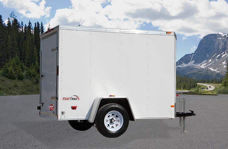 2015 Wells Cargo FT581 Cargo / Enclosed Trailer