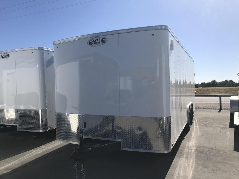 2019 Cargo Express 8.5X20 Enclosed Cargo Trailer