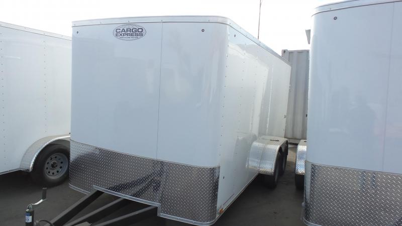 2018 Cargo Express 7X14 Wide Tandem Cargo
