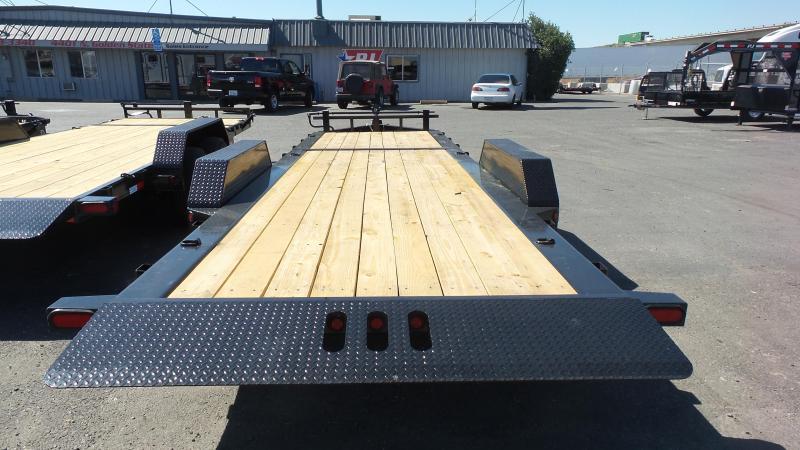2018 Load Trail Tilt-n-Go Tandem Axle Deck I-Beam Trailer