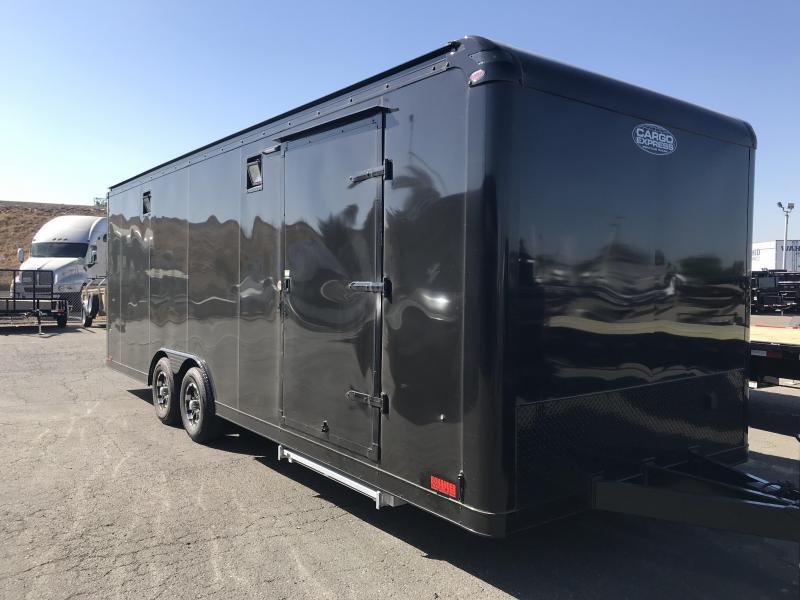 2019 Cargo Express 8.5X24 PRO-GT RACE TRAILER