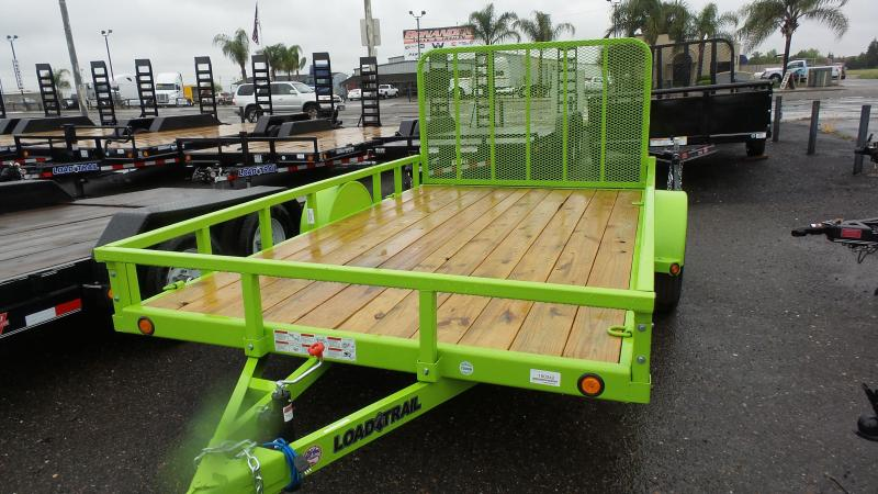 "2018 Load Trail 83x12 Single Axle (4"" Channel Frame)"