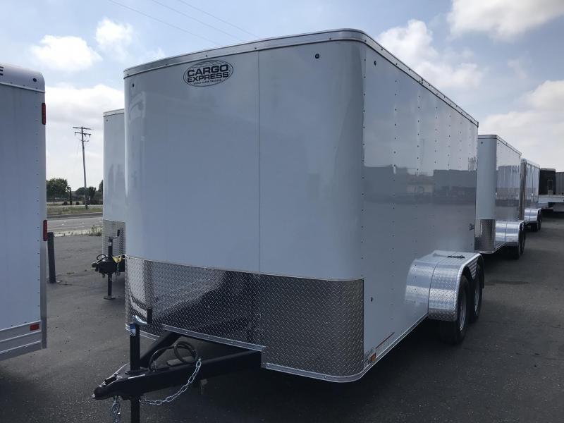 2019 Cargo Express EX 7X14 Enclosed Cargo Trailer