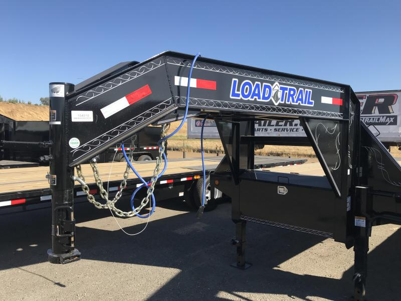 "2018 Load Trail 102""X25 Tandem Heavy Duty Gooseneck"