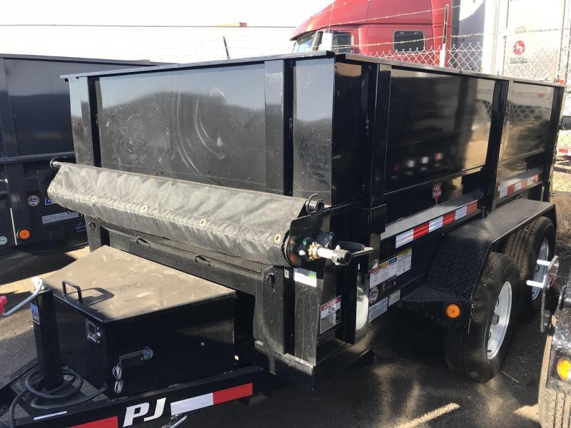 """2019 PJ Trailers 10X60"""" Uitlity Dump"""