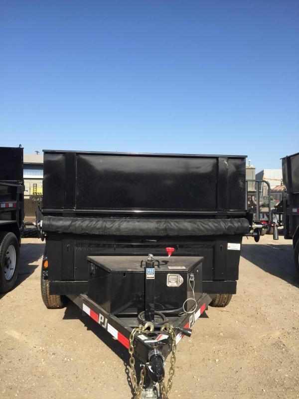 Dump Trailer D5102(5578PJ)