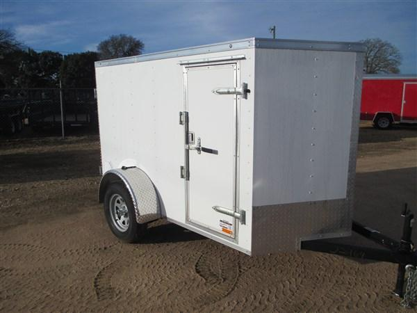 Continental Cargo VHW58SA Ramp Door Enclosed Trailer