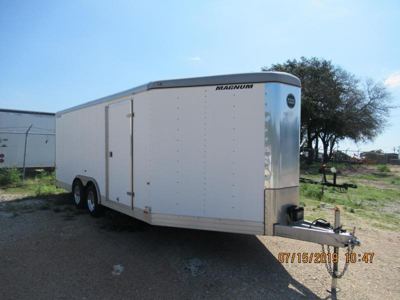 2008 Wells Cargo AS2322W Enclosed Cargo Trailer
