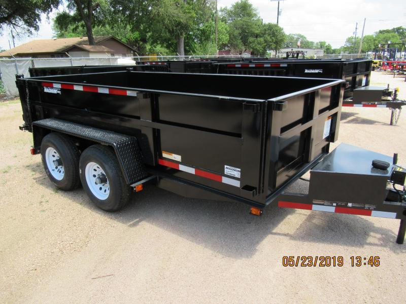 2019 Carry-On 6x12 10K Dump Trailer