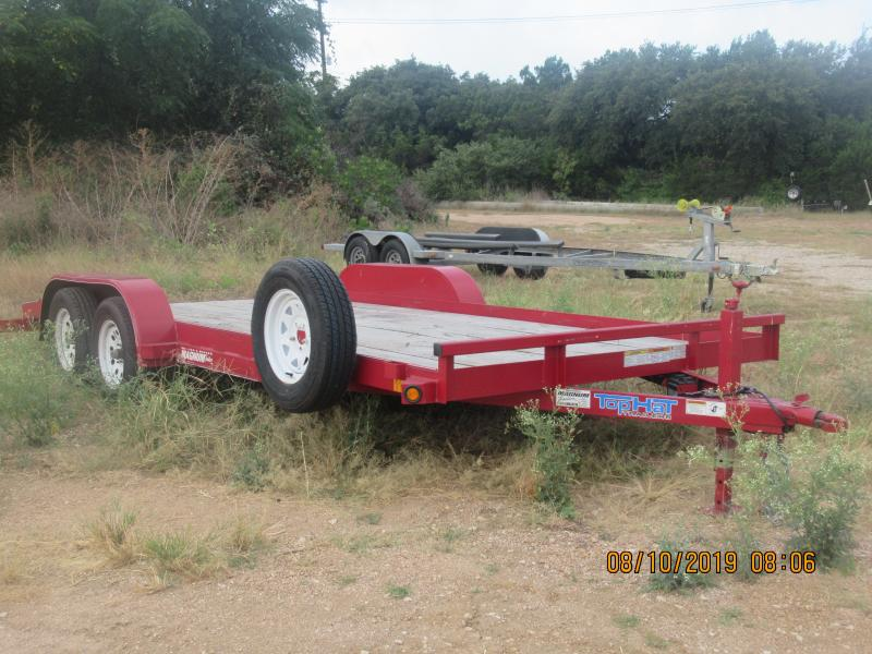 2018 Top Hat Trailers 18X83CH Car / Racing Trailer