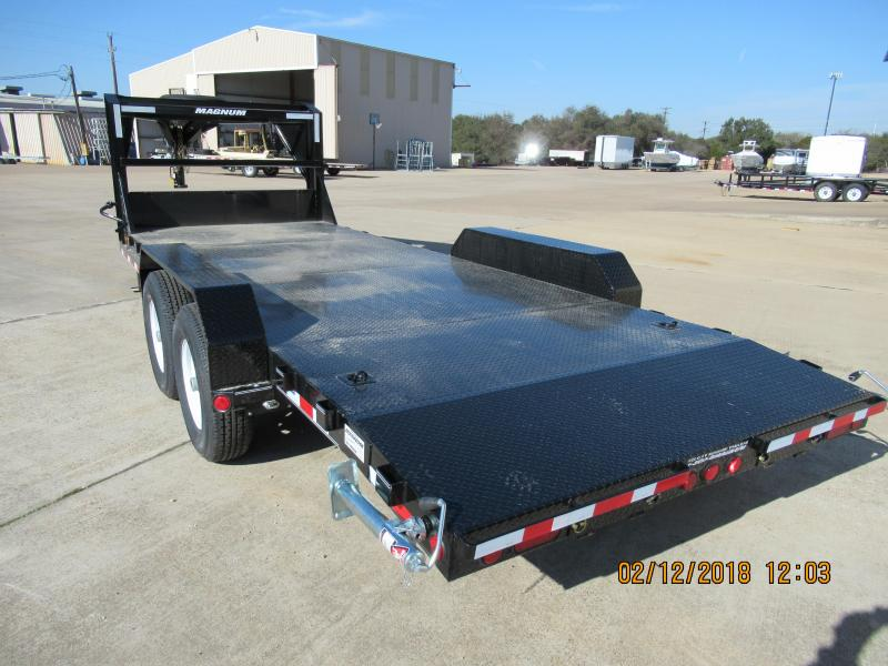 2018 PJ Trailers CC20 Equipment Trailer