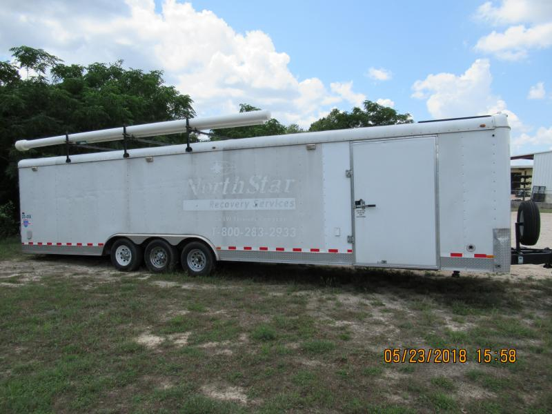 2013 Interstate 32 Car Hauler Car Trailer