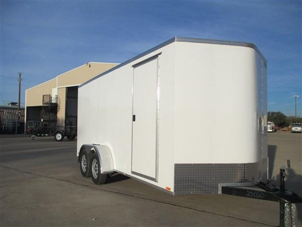 2017 Continental Cargo LVVH716TA2 Cargo / Enclosed Trailer