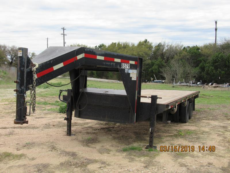 2007 Other 24x102 Flatbed Trailer