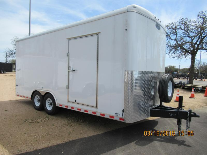 2018 Continental Cargo CC820TA4 Enclosed Cargo Trailer