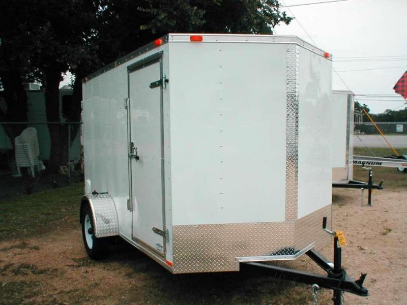 Continental Cargo VHW610SA-R Enclosed Trailer