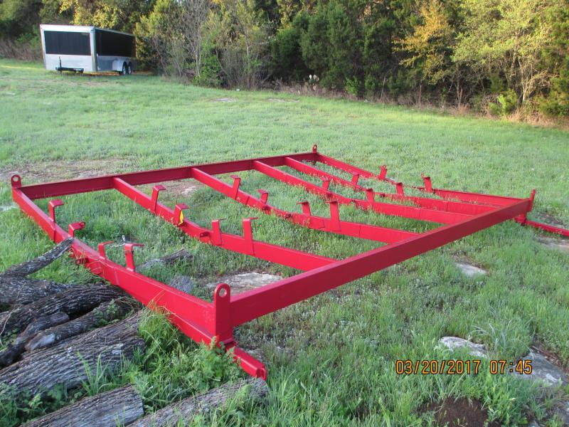 2015 Magnum Boat Cradle