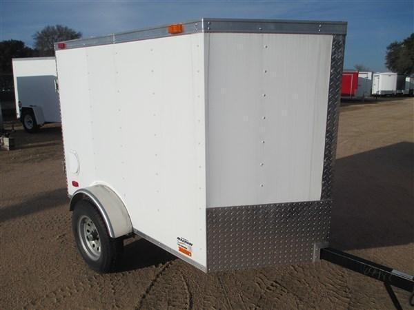 Continental Cargo VHW46SA Cargo / Enclosed Trailer