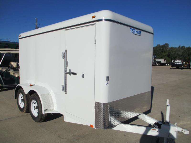 2014 Top Hat Trailers 6.8X16HDCARGO10K Cargo / Enclosed Trailer