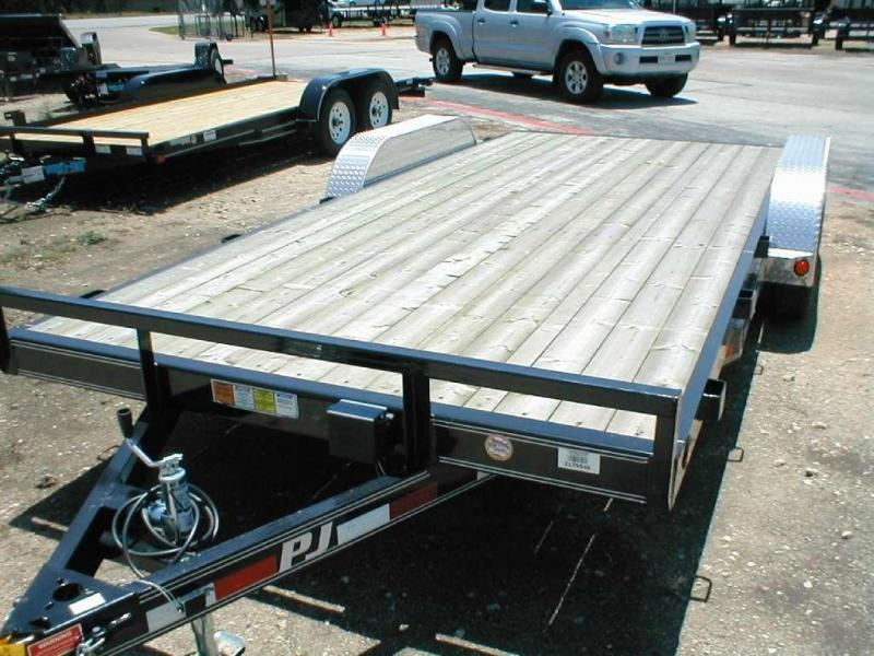 PJ Trailers C5182 Car Trailer