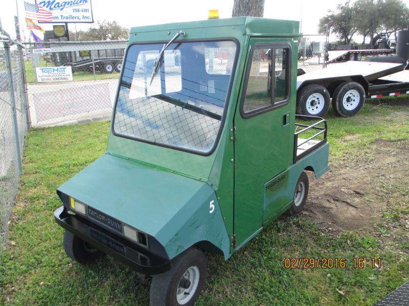 1999 Other Taylor-Dunn Electric Truck Golf Cart