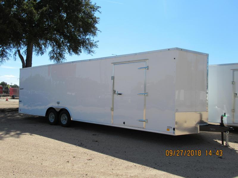 2018 Continental Cargo EHW8528TA3 Car Trailer