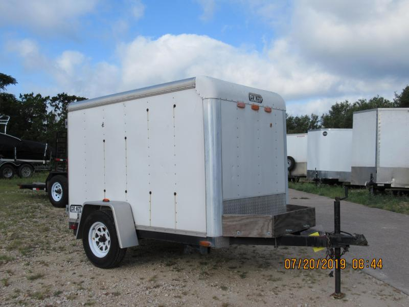 2005 Car Mate Trailers CM508CC Enclosed Cargo Trailer