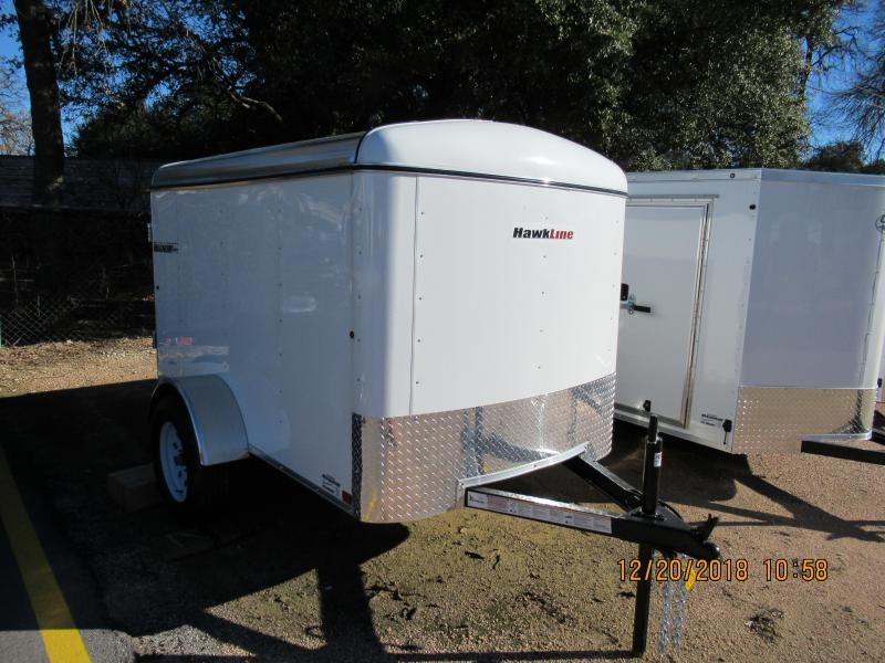 2019 Carry-On 5x8CGEC Enclosed Cargo Trailer