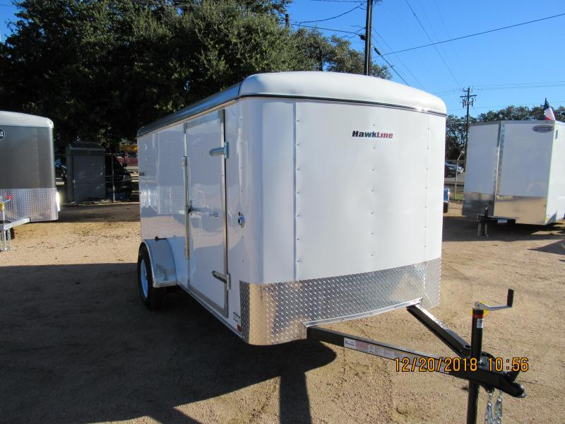 2019 Carry-On 6x1CGREC Enclosed Cargo Trailer