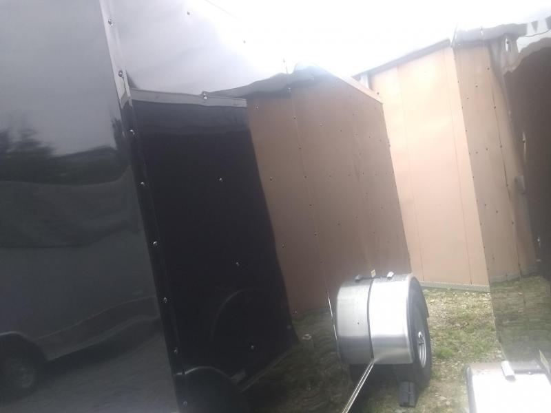2019 Quality Cargo 6x12SA Enclosed Cargo Trailer