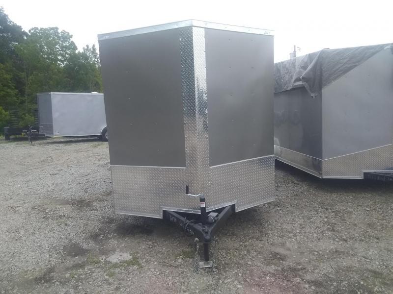 2019 Quality Cargo 7x12TA Enclosed Cargo Trailer