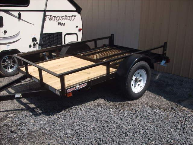 2018 Currahee L508 Utility Trailer