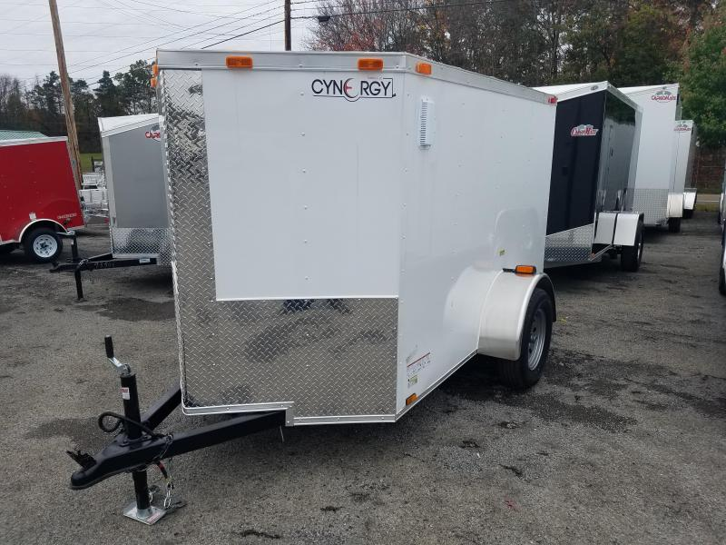2018 Cynergy Cargo CCL58SA Enclosed Cargo Trailer