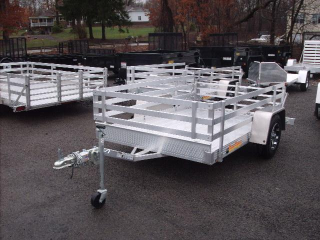 2017 Bear Track Products BTU65096S Utility Trailer