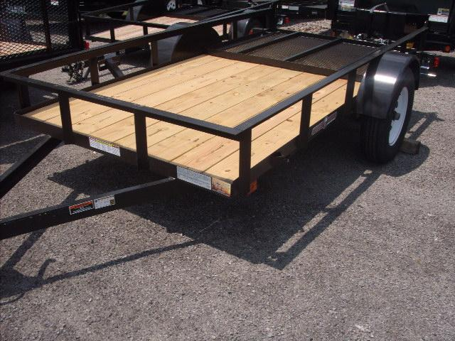 2018 Currahee L510 Utility Trailer
