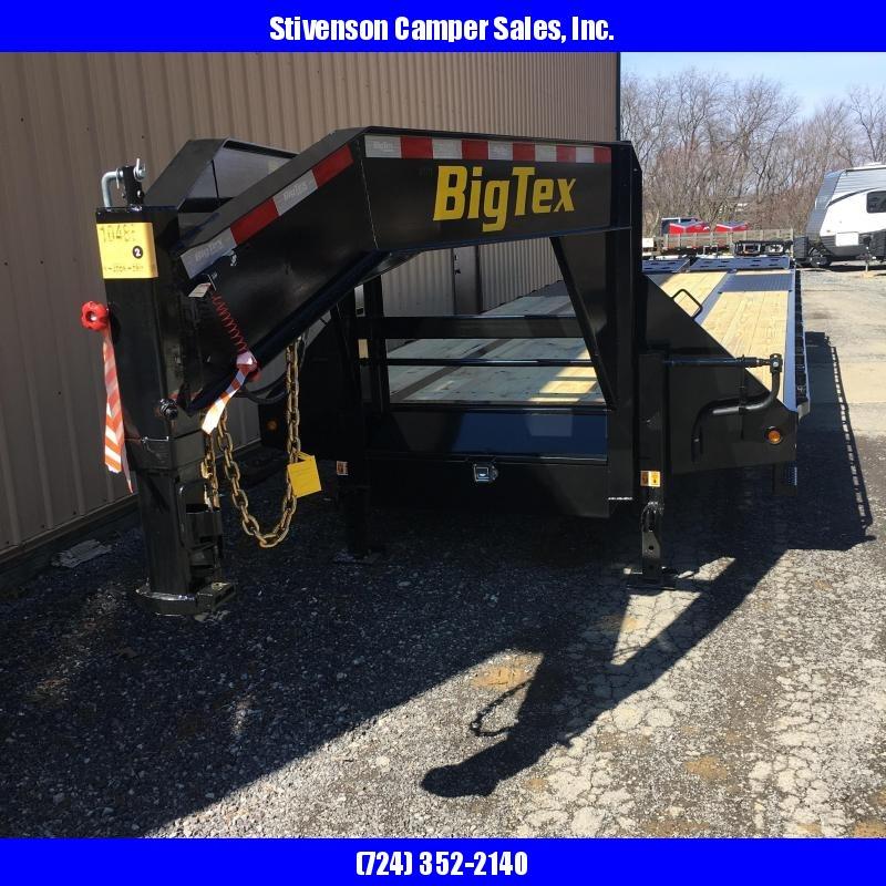 2019 Big Tex Trailers 22GN-25+5 MR Equipment Trailer