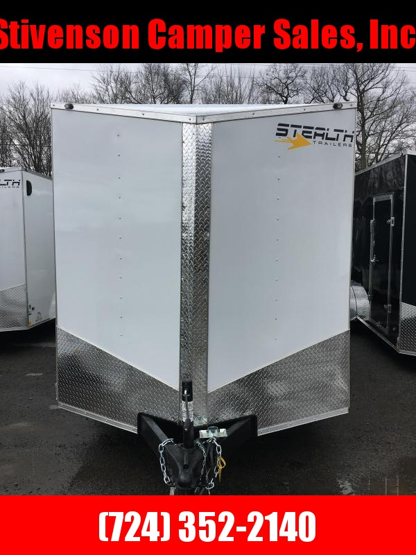 2019 Stealth Trailers 7X16 Utility Trailer