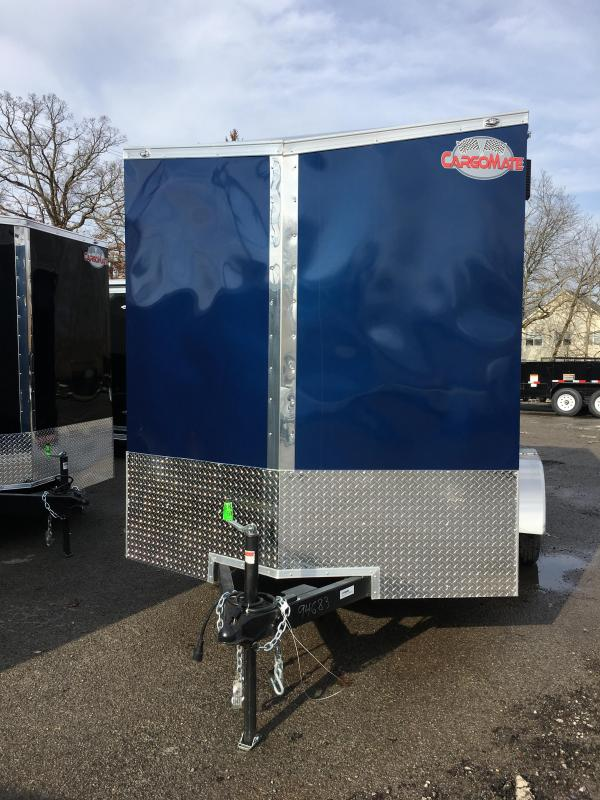 2018 Cargo Mate 7 X 14 Tandem Axle