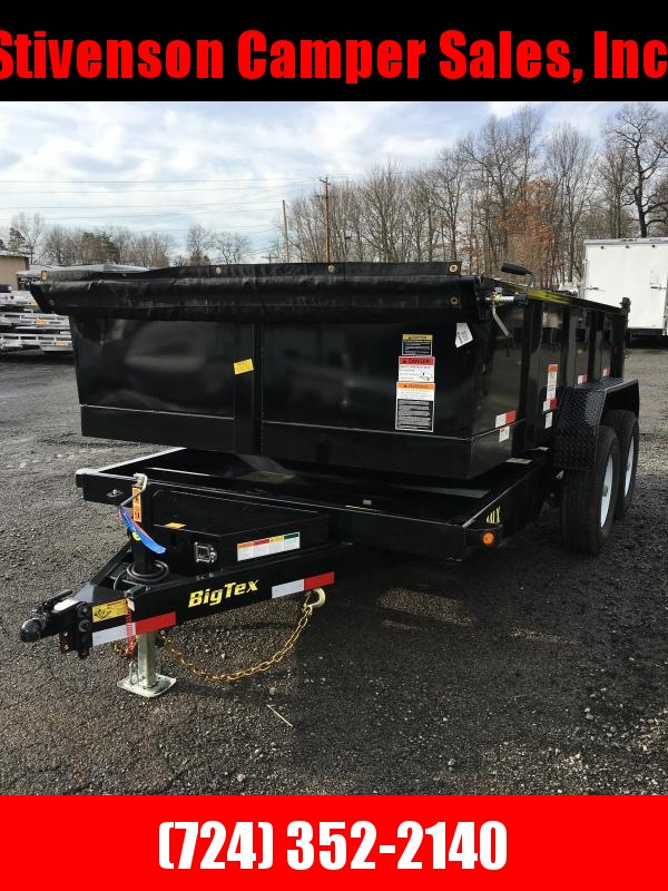 2018 Big Tex Trailers 14LX-12BK7SIRPD Utility Trailer