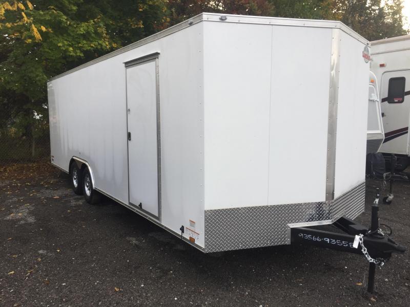 2018 Cargo  Mate Trailers EHW8524TA3 Enclosed Cargo Trailer