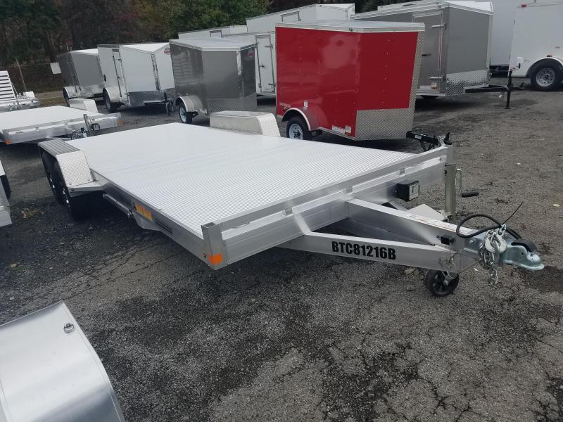 2017 Bear Track Products BTC81216B Car / Racing Trailer