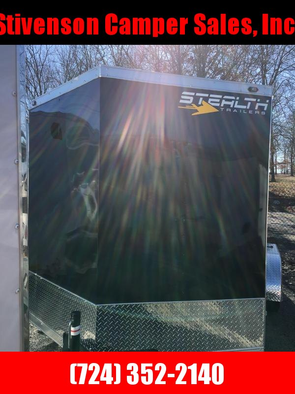 2018 Stealth Trailers Mustang Series