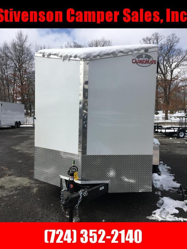 2019 Cargo Mate 7x16 tandam axle