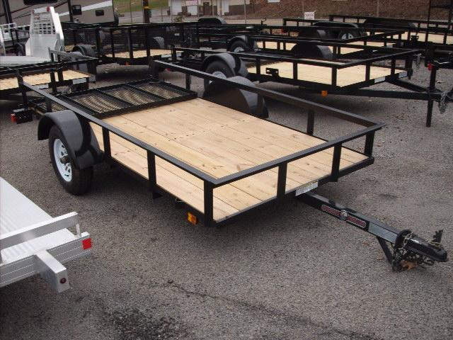 2017 Currahee L510.13 Utility Trailer