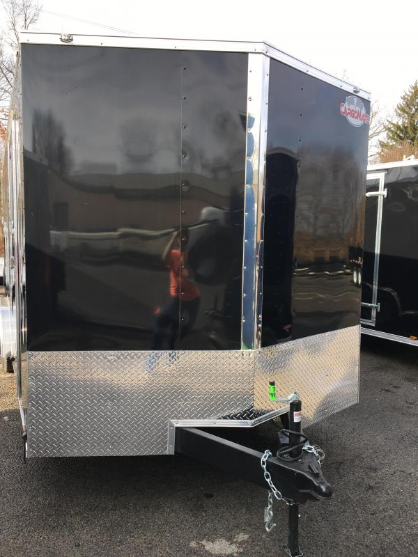 2018 Cargo Mate EHW820TA Enclosed Cargo Trailer