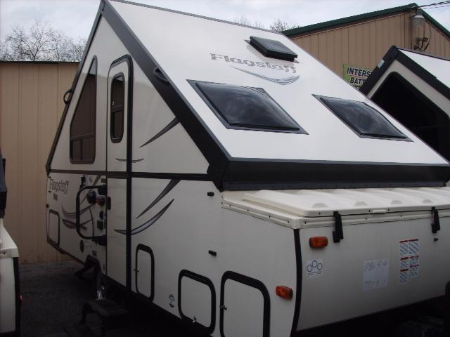2018 Forest River Inc. T21TBHW Popup Camper