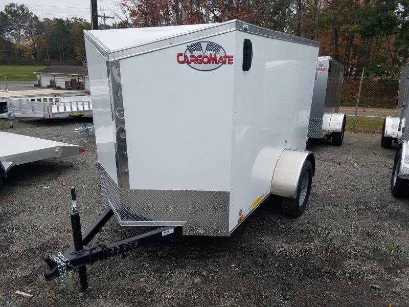 2018 Cargo Mate EHW58SA Enclosed Cargo Trailer