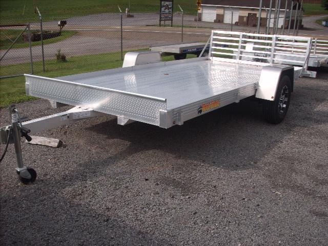 2017 Bear Track Products 80X168 Utility Trailer
