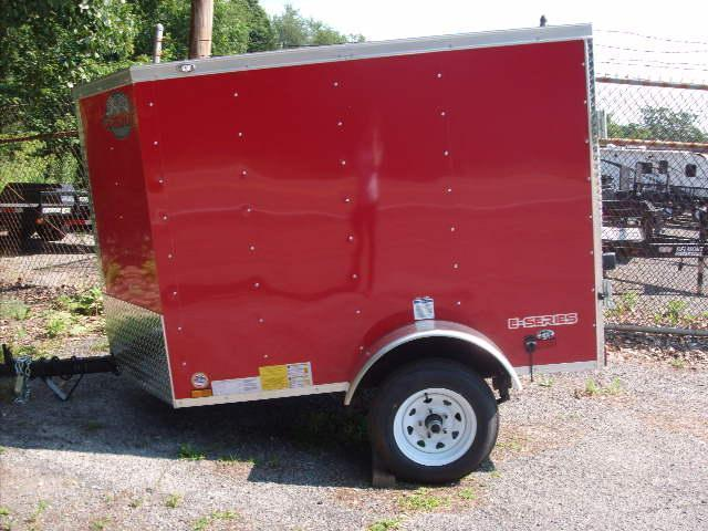 2018 Forest River Inc. EHW46SA Enclosed Cargo Trailer